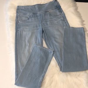 "Spanx ""The Signature Straight"" High Rise Jeans 30"